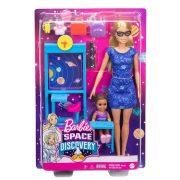 Barbie ûrkaland - Barbie tanterme játékszett