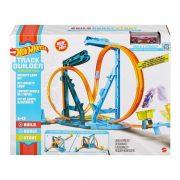 Hot Wheels Track Builder - Végtelen hurok pályaszett
