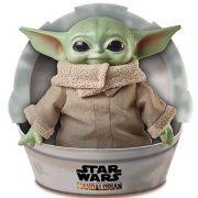Star Wars: Mandalorian - Baby Yoda plüss figura (28 cm)