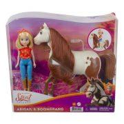 Szilaj - Paripa és lovasa szett - Abigail és Bumeráng