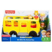Fisher-Price Little People Ülj velem Iskolabusz