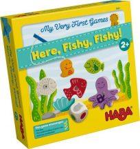 My Very First Games - Here, Fishy, Fishy! - Legelső játékom - Horgászni jó!