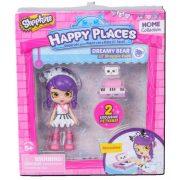 Shopkins Happy Places 1 db-os játékszett - Dreamy Bear