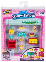 Shopkins Happy Places S2: Dekoráló szett - MOUSY HANGOUT
