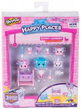 Shopkins Happy Places S2: Dekoráló szett - BUNNY LAUNDRY