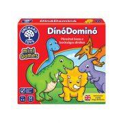 Orchard Toys Dínó dominó mini játék