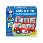 Orchard Toys Kisbusz bingó mini játék