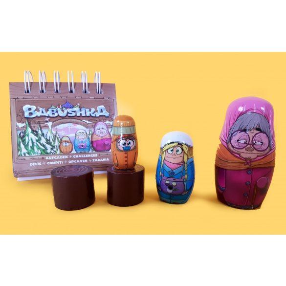 Babushka társasjáték