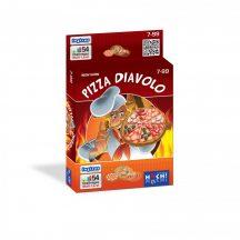 Pizza Diavolo társasjáték