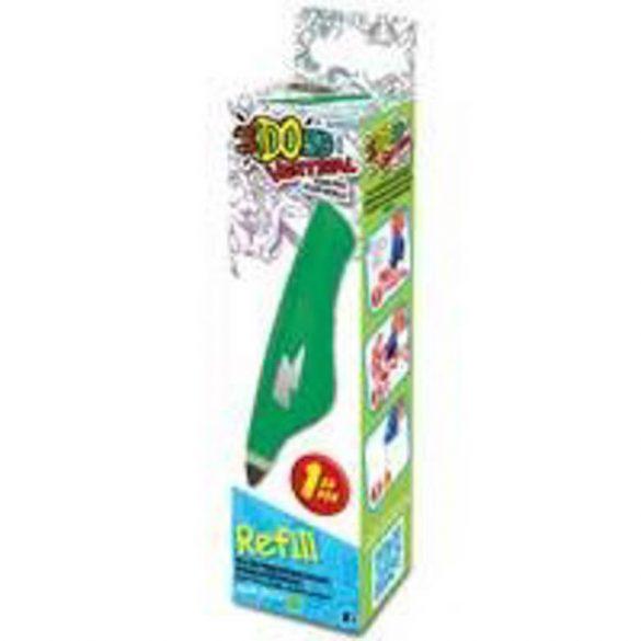 I DO 3D Vertical utántöltő toll - Zöld
