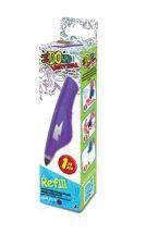 I DO 3D Vertical utántöltő toll - LILA