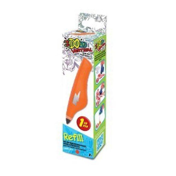 I DO 3D Vertical utántöltő toll - NARANCS