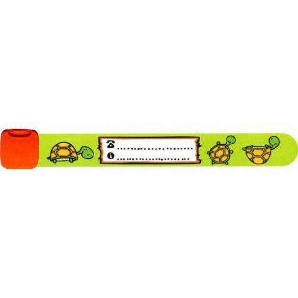 Infoband - Teknősbékás infoszalag