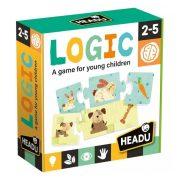 Headu Logikai puzzle illesztőjáték - Kisállatok