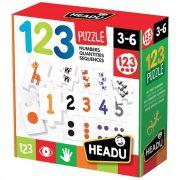Headu Logikai puzzle illesztőjáték - Számok