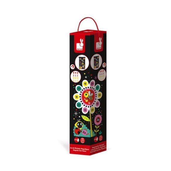 Janod - Mágneses darts (virágos)