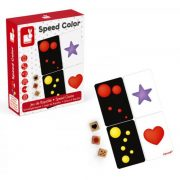 Janod J02699 Speed Color - Gyorsasági játék