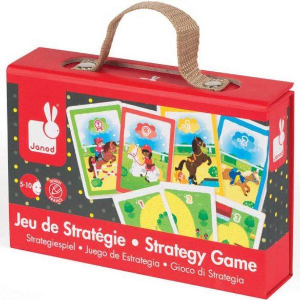 Janod 02804 Galoppozó lovak stratégiai játék