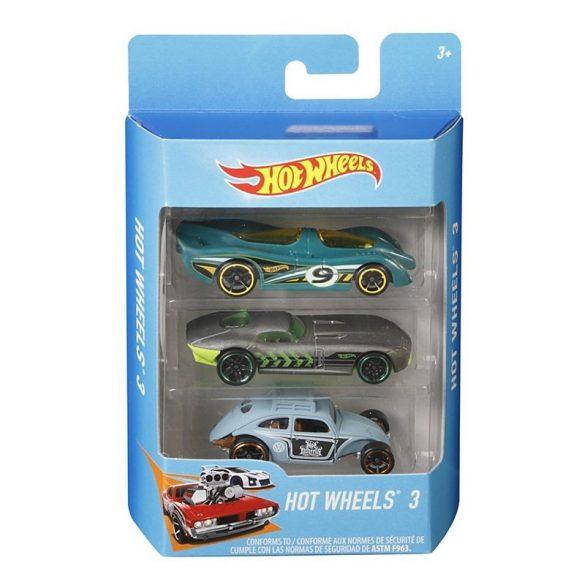 Hot Wheels Kisautók (3 darabos)