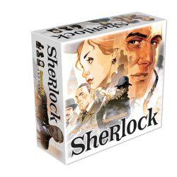 Granna 03301 - Sherlock társasjáték