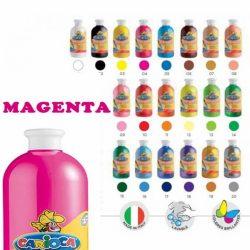 CARIOCA Tempera - Magenta 0,5 l