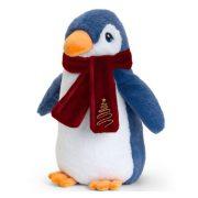 Keeleco Plüss pingvin sállal (20 cm)