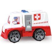 LENA Truxx jármű - Mentőautó