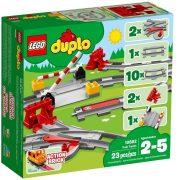 LEGO DUPLO Town 10882 Vasúti pálya