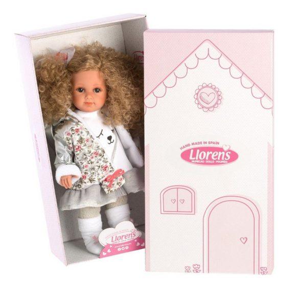 Llorens Elena lány baba (35 cm)