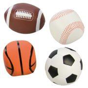 Puha sport labda 10 cm (4 féle)