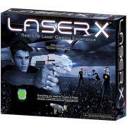 Laser-X lézerfegyver 1 db-os szett