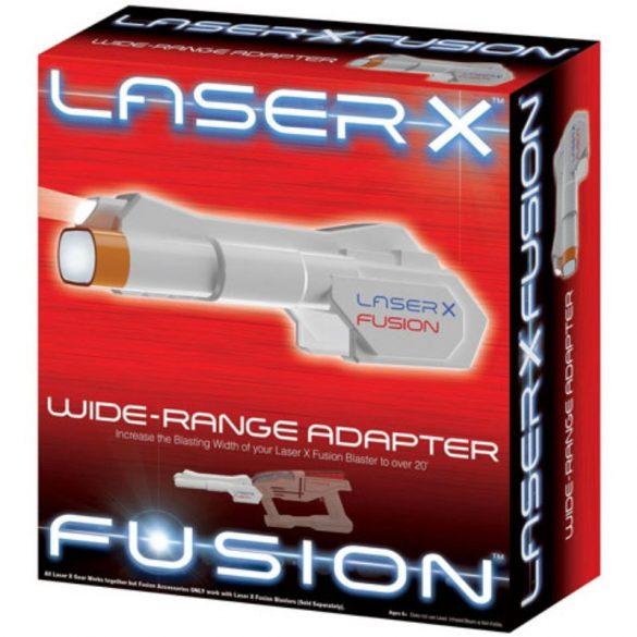 Laser-X Fusion hatótáv szélesítő egység