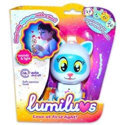 Lumiluvs: Világító Állatkák - kék cica