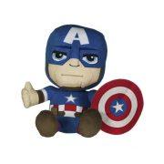 Marvel Bosszúállók plüss figura - Amerika kapitány (33/41 cm)