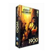Bûnügyi krónikák: 1900 társasjáték