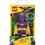 LEGO Batman Movie Batgirl kulcstartó