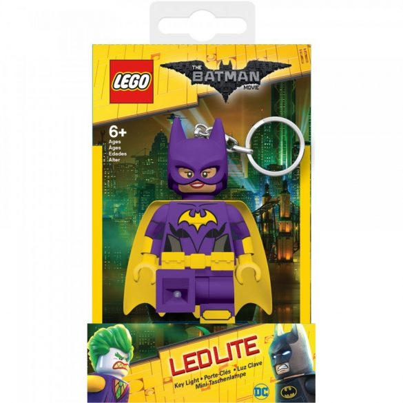 LEGO Batman Movie Batgirl kulcstartó