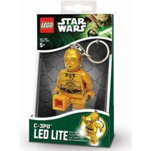 Lego kulcstartó C-3PO