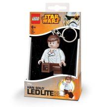 Lego Han Solo világítós kulcstartó