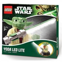 Lego Yoda asztali lámpa