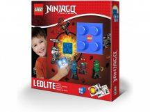 LEGO Éjjeli lámpa 2 ív falimatricával - NINJAGO