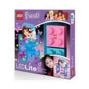 LEGO Friends Mini baba elemes éjjeli lámpa - OLIVIA