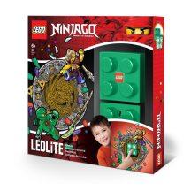 LEGO Ninjago éjjeli LED lámpa - LLOYD