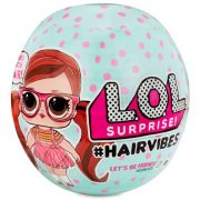 LOL Surprise Hairvibes - Hajas babák meglepetés gömb