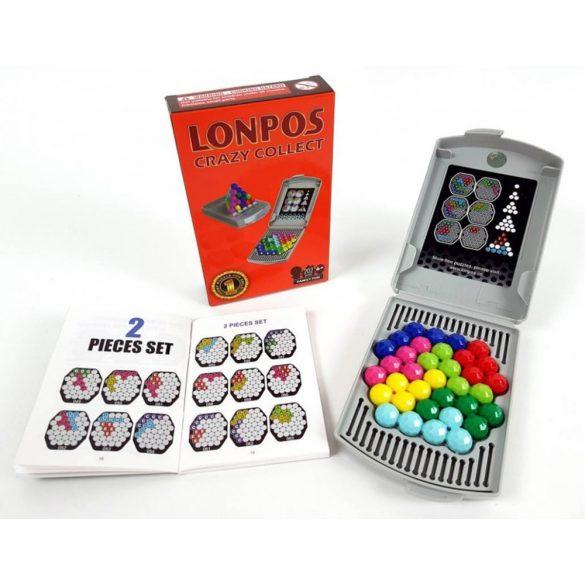 Lonpos 202 - Crazy Collect ügyességi játék