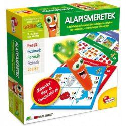 Lisciani Carotina - Alapismeretek készségfejlesztő játék