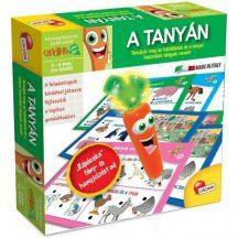 Lisciani Carotina - A tanyán készségfejlesztő játék