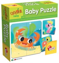 Lisciani 47383 Baby Puzzle - Puzzle a legkisebbeknek
