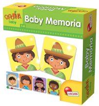 Lisciani Baby Memo - Memóriajáték a legkisebbeknek