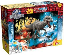 Lisciani Double-Face Maxi puzzle - Jurassic World - The Lost Valley (108 db-os) 48663